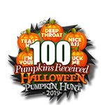 Halloween 2019 Pumpkins 100