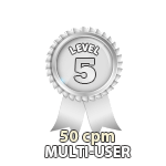 Multi-User 50cpm - Level 5