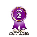 Multi-User 60cpm - Level 2