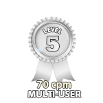 Multi-User 70cpm - Level 5