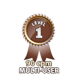 Multi-User 90cpm - Level 1