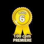 Premiere 100cpm - Level 6