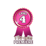 Premiere 110cpm - Level 4