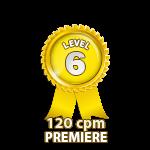Premiere 120cpm - Level 6