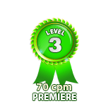 Premiere 70cpm - Level 3