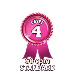 Standard 60cpm - Level 4