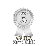 Standard 60cpm - Level 5
