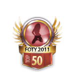 FOTY 2011 top 50 girls