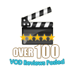 100 VOD Reviews Posted