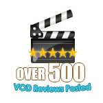 500 VOD Reviews Posted