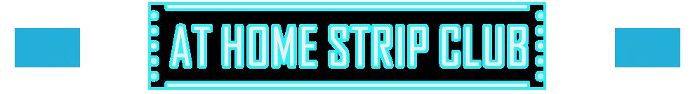 at home strip club logo