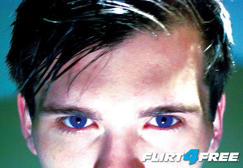get lost in my blue eyes