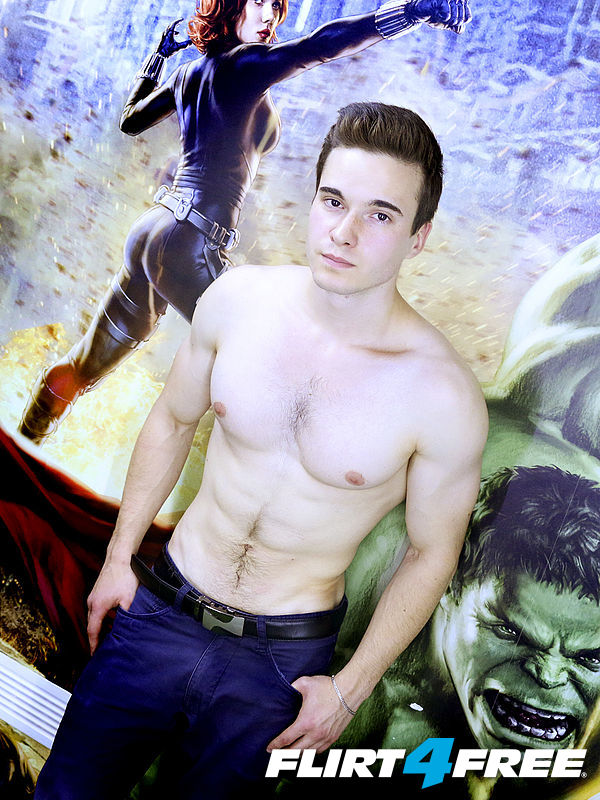 I can be ur superhero)