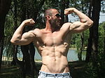 more hard muscles