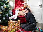 New sexy Christmas photos)