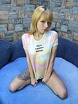 bright t-shirt