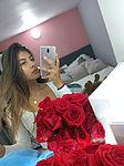 Amo perdidamente las rosas