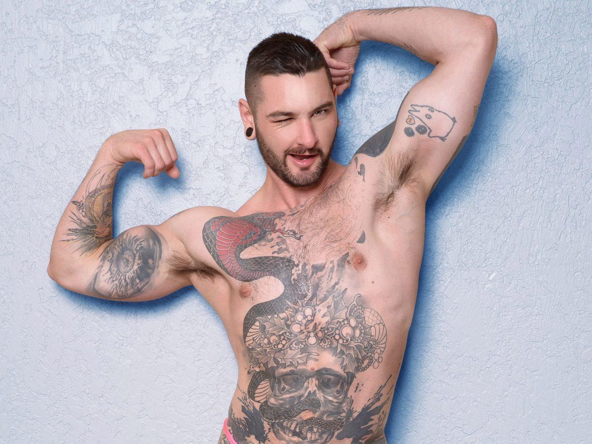 Resultado de imagem para teddy bryce naked