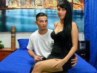 Karon Love & Alvaro Mazo