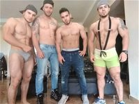 Aron & Jhustin & Reibon & Sebastian