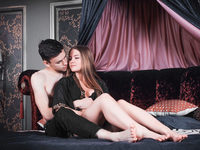 Mellisa Queen & Jason Carson