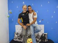 Charlie Step & Donato Stewards