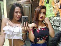 Ashley M & Celeste S