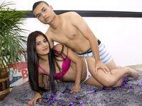 Rachell Stefy & Jack Micke