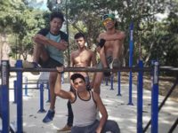 Thiago & Rui & Ricardo & Rey