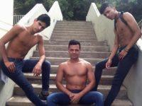 Thiago & Ramses & Rey