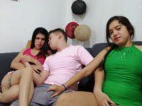 Abby & Akram & Carlitos