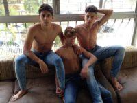 Dani & Adam & Samuel