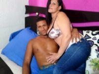 Nicky Jhous & Tania Jhous