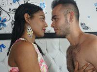 Natalia Cardona & Andy Bigshow
