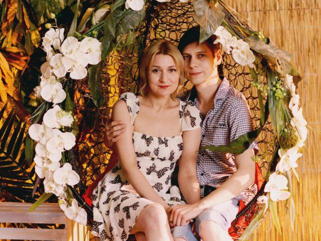 Helena Blond & Mitchell Daze