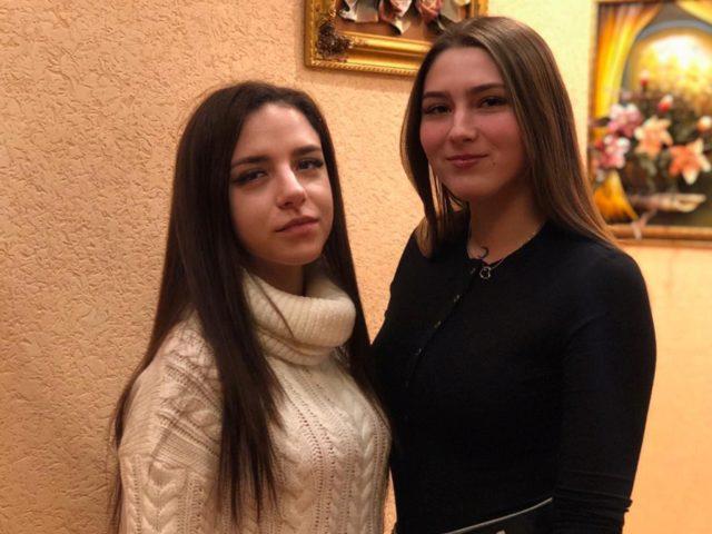 Katrina & Polina