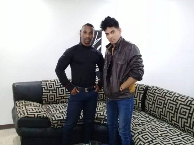 Adonis & Rey