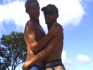 Chris Landers & Zack Edwards