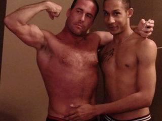 Aaron & Jay Codi