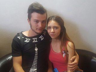 Emma Andree & Emilio Nunez