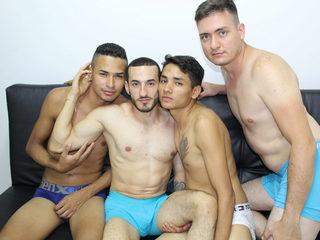 Dany Lindo & Jamid & And Gavbo M & Marcelo P