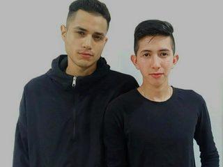 Aaron & Roger
