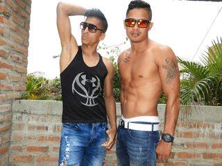 Rony Vans & Wyatt Coxx