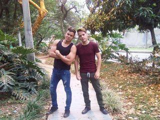 Chrys & Erick