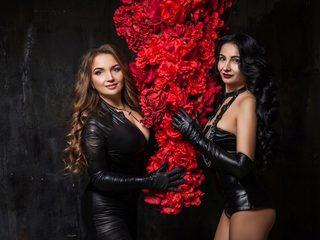 Veronika Ross & Rysa Nastia