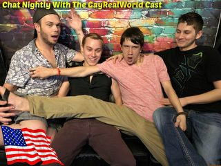 The Gay Real World Cast