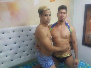 Patrick Fishers & Carlos Rubio