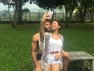 Nuri Sahin & Mia Oliveira