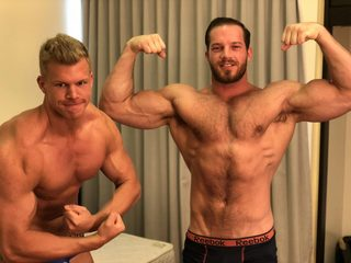 Brock Jacobs & Alexander Steel