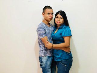 Khay Elwin & Yrma Horny